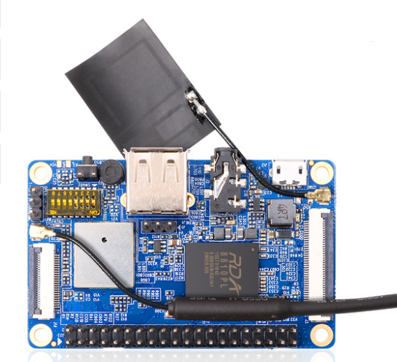Orange Pi 2G GSM Wifi Bluetooth 256MB