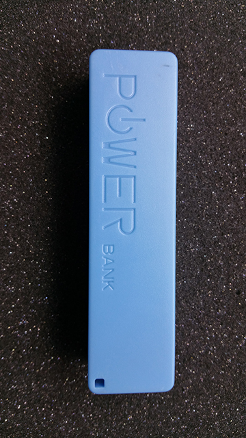USB Powerbank 5V 2500mAh